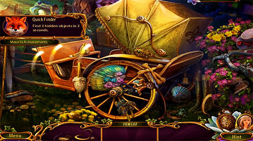 Hidden objects. Dark romance: The swan sonata captura de pantalla 3