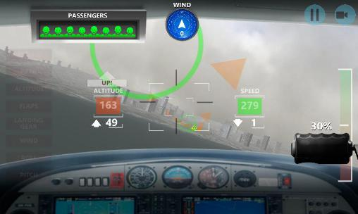 Mayday! 2: Terror in the sky. Emergency landing für Android