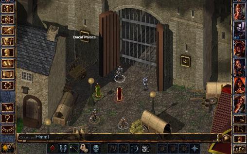 Baldur's gate: Enhanced edition для Android