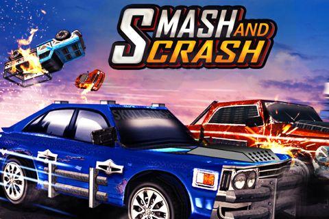 logo Smash and Crash
