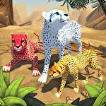 Иконка Cheetah family sim