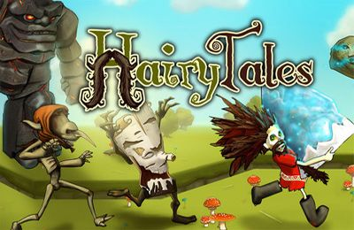Screenshot Hairy Tales on iPhone