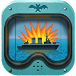 You sunk: Submarine game ícone