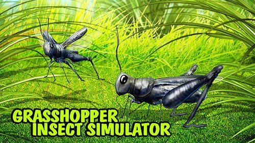 logo Grasshopper insect simulator