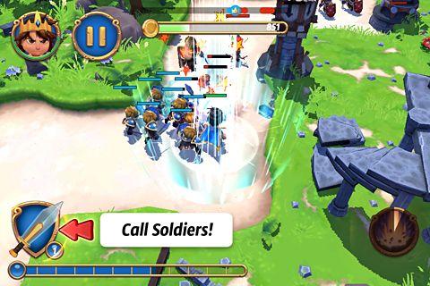 Multiplayerspiele: Lade Königlicher Aufstand 2 auf dein Handy herunter