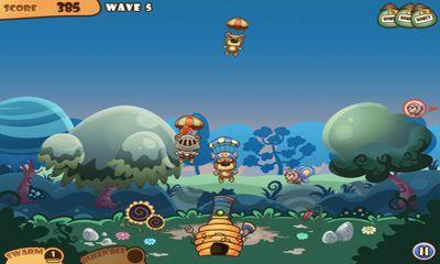 Honey Battle - Bears vs Bees screenshots