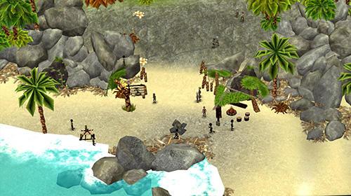 Sandbox The island: Survival challenge auf Deutsch