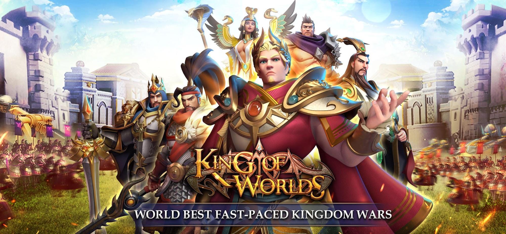 King of Worlds スクリーンショット1
