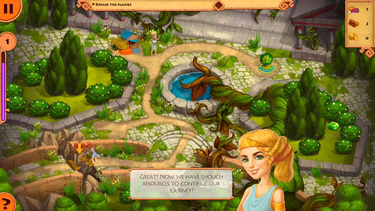 Adventures of Megara (Deluxe Edition) capture d'écran 1