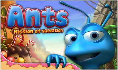 Ants SteelSeed screenshot 1
