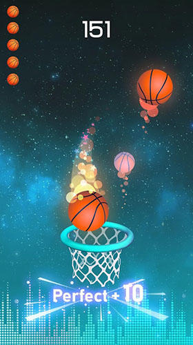 Dunk and beat для Android