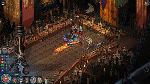 Komplett saubere Version Banner Saga ohne Mods Strategie