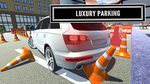 Luxury parking screenshot 1