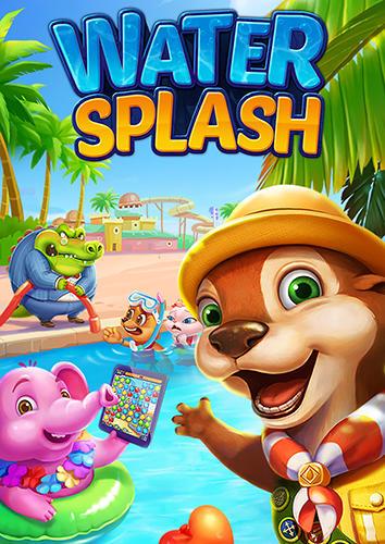 Water splash: Cool match 3 Screenshot