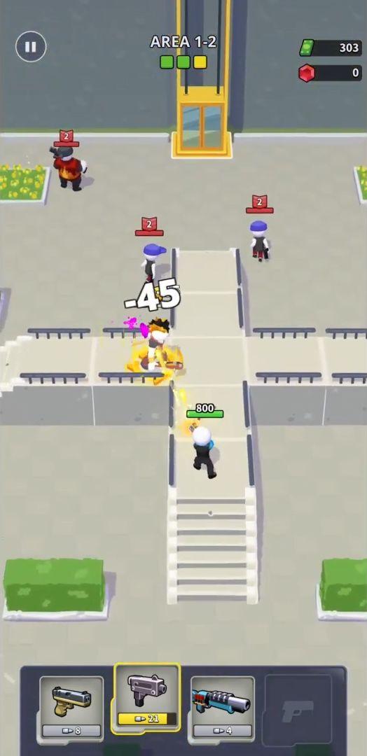 Squad Alpha скриншот 1