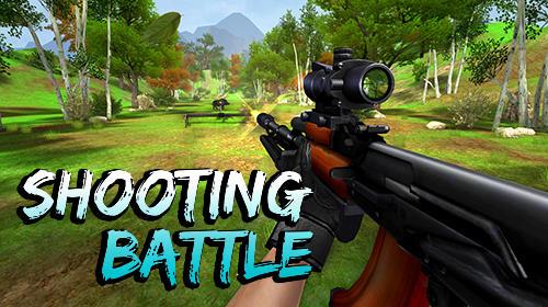 Shooting battle截图