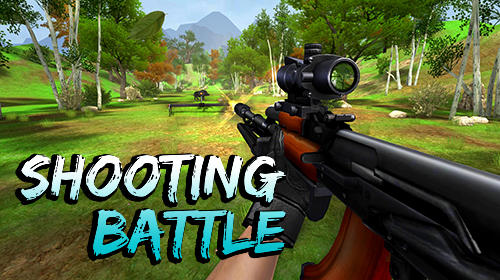 Shooting battle screenshot 1