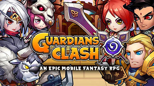 Guardians clash: An epic mobile fantasy RPG icon