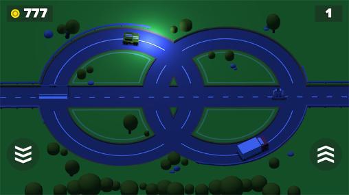 Pixelspiele Loop drive 2 auf Deutsch
