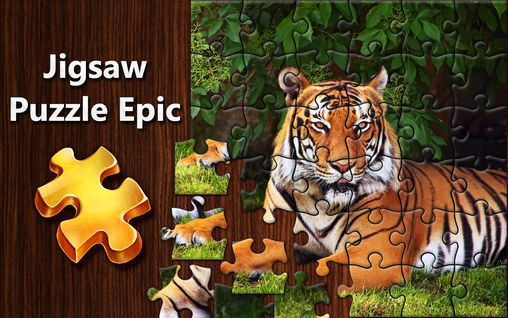 Jigsaw puzzles epic screenshot 1