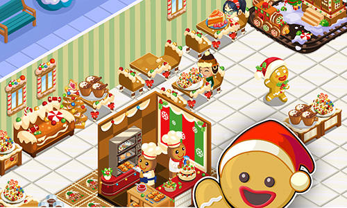 Restaurant story: Christmas für Android