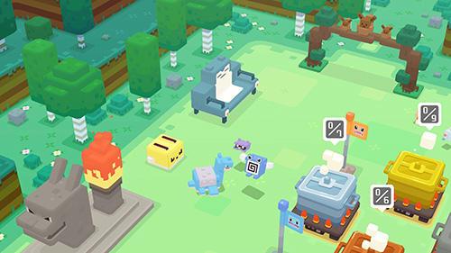 Pokemon-Spiele Pokemon quest auf Deutsch
