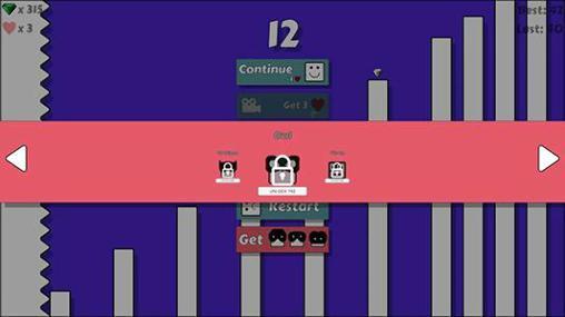 Jump upcapturas de pantalla