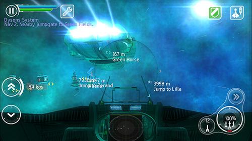 Stellar wanderer screenshot 4