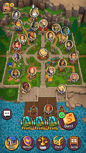 Shopkeeper quest для Android