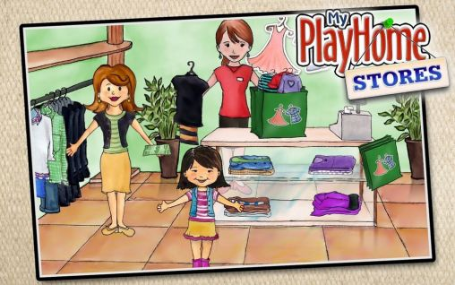 My playhome stores скриншот 1