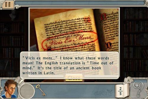 Abenteuer-Spiele: Lade Alabama Smith in Die Flucht aus Pompeii auf dein Handy herunter