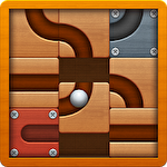 Roll the ball: Slide puzzle ícone