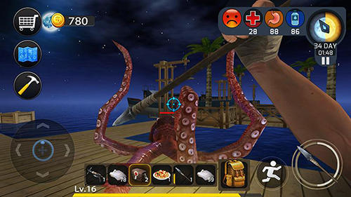 Ocean survival para Android