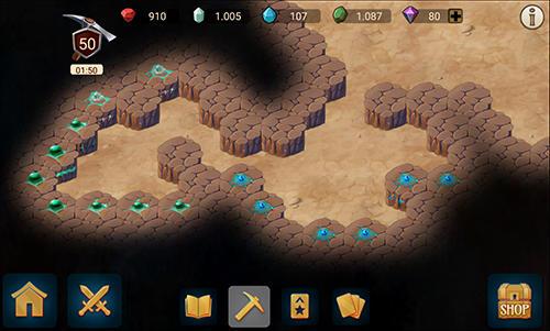 Elemancer: Collectible card game скріншот 1
