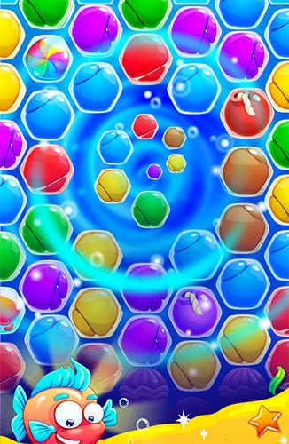 Arcade Pearl paradise: Hexa match 3 for smartphone
