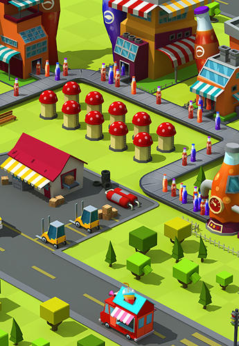 Soda сity tycoon screenshot 3