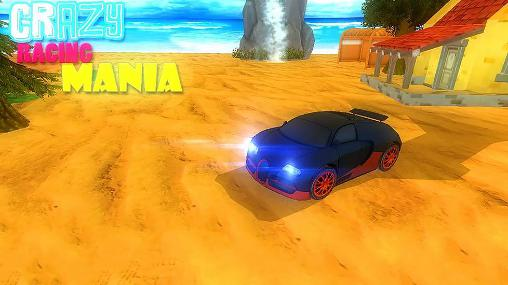 Crazy racing mania Screenshot