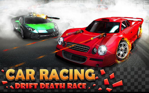Car racing: Drift death race Screenshot