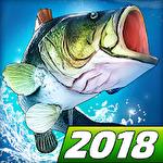 Fishing clash: Catching fish game. Hunting fish 3D ícone