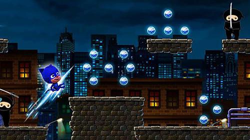 Subway ninja mask game für Android