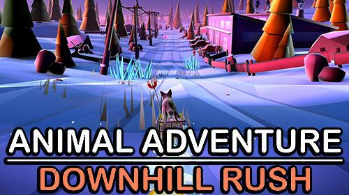 アイコン Animal adventure: Downhill rush