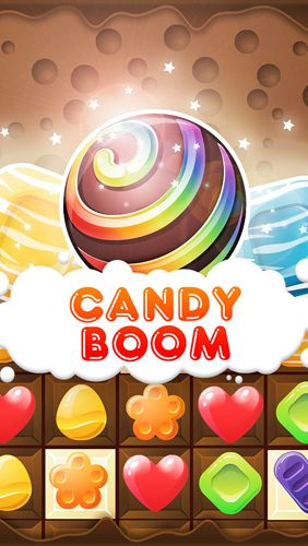 logo Candy Booms