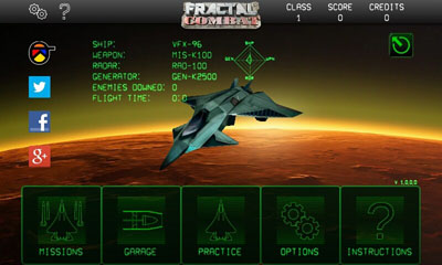 Fractal Combat para Android