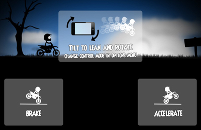 Screenshot Stick Stunt Biker 2 auf dem iPhone