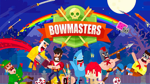 Bowmasters captura de tela 1