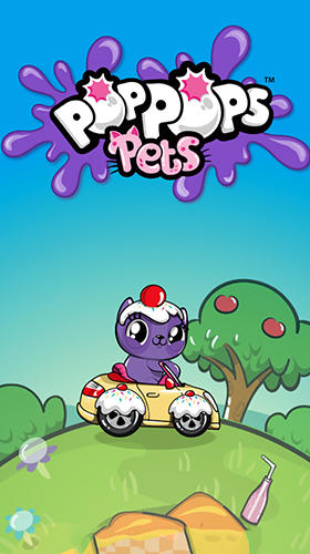 Pop pops: Pets captura de pantalla 1