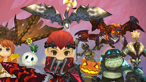 Arcane dragons Screenshot