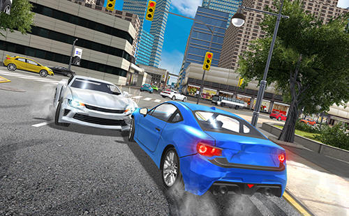 Car driving simulator drift pour Android