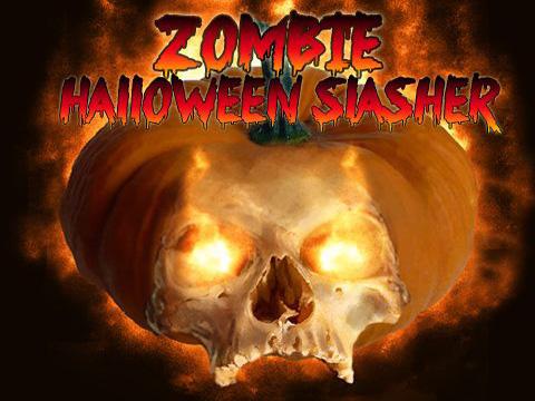 logo Le Zombie: le Slasher de Halloween