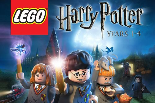 logo Lego Harry Potter: Años 1-4
